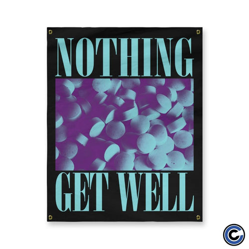 "Nothing ""Get Well"" Flag"