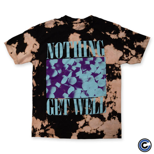 "Nothing ""Get Well"" Bleach Shirt"