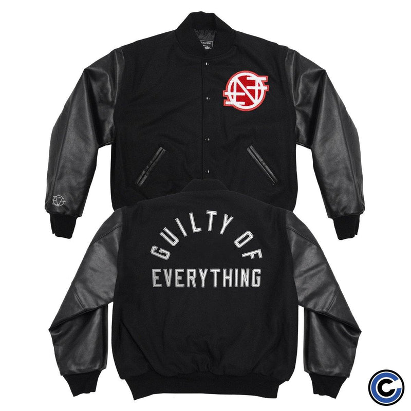 "Nothing ""GOE"" Varsity Jacket"