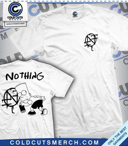 "Nothing ""Graffiti"" Shirt"