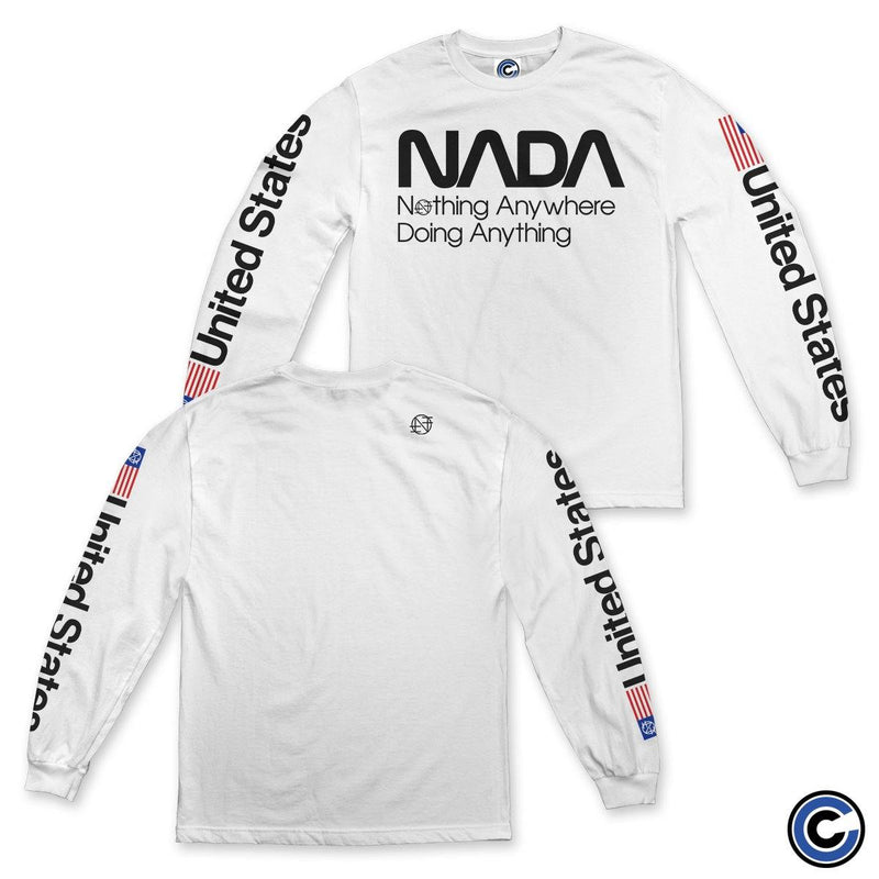 "Nothing ""Nada"" Long Sleeve"