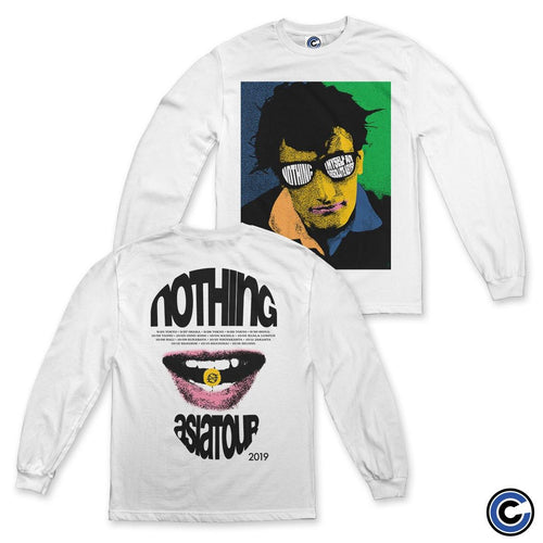 "Buy Now – Nothing ""Artuad"" Long Sleeve – Cold Cuts Merch"
