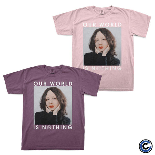 "Nothing ""Our World is Nothing"" Shirt"