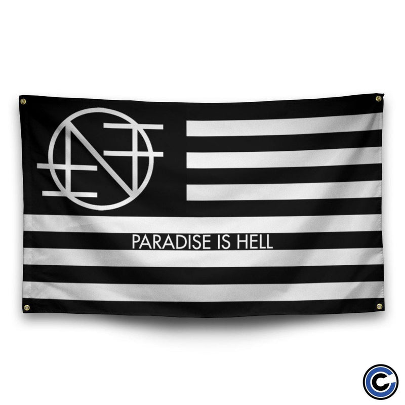 "Nothing ""Paradise"" Flag"