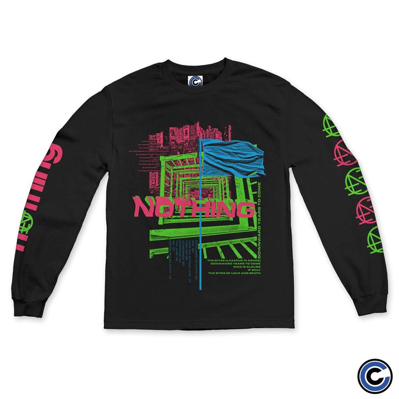 "Nothing ""Record Cover"" Long Sleeve"