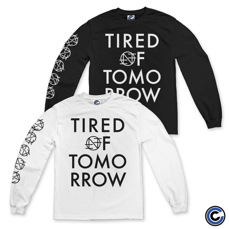 "Nothing ""Tired of Tomorrow Stack"" Long Sleeve"