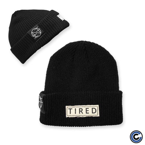 "Nothing ""Tired"" Beanie"