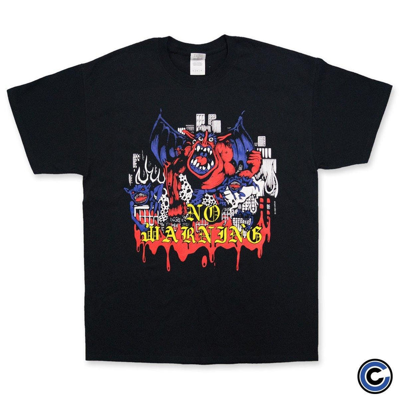"No Warning ""City Monsters"" Shirt"