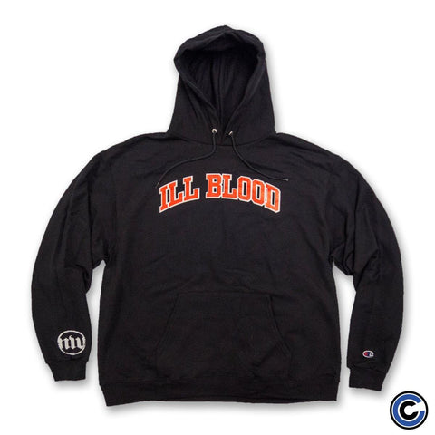 "No Warning ""Ill Blood"" Hoodie"