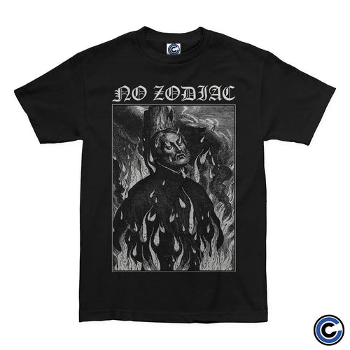 "No Zodiac ""Burning Alive"" Shirt"