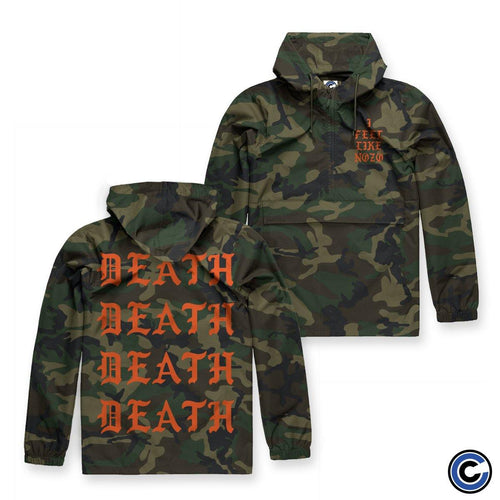 "No Zodiac ""Death"" Anorak Jacket"