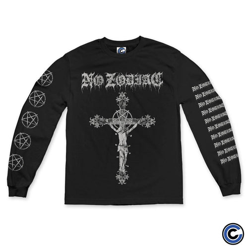 "No Zodiac ""Pentacross"" Long Sleeve"