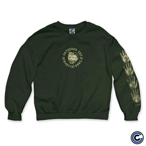 "Orthodox ""Hand"" Crewneck"