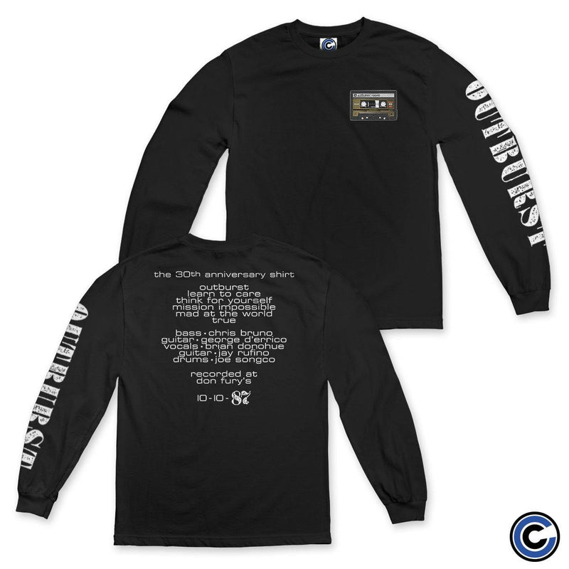 "Outburst ""Demo Tape"" Long Sleeve"