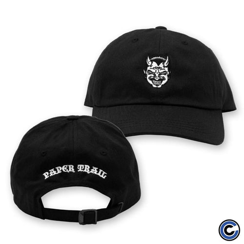 "Paper Trail ""Devil Head"" Hat"