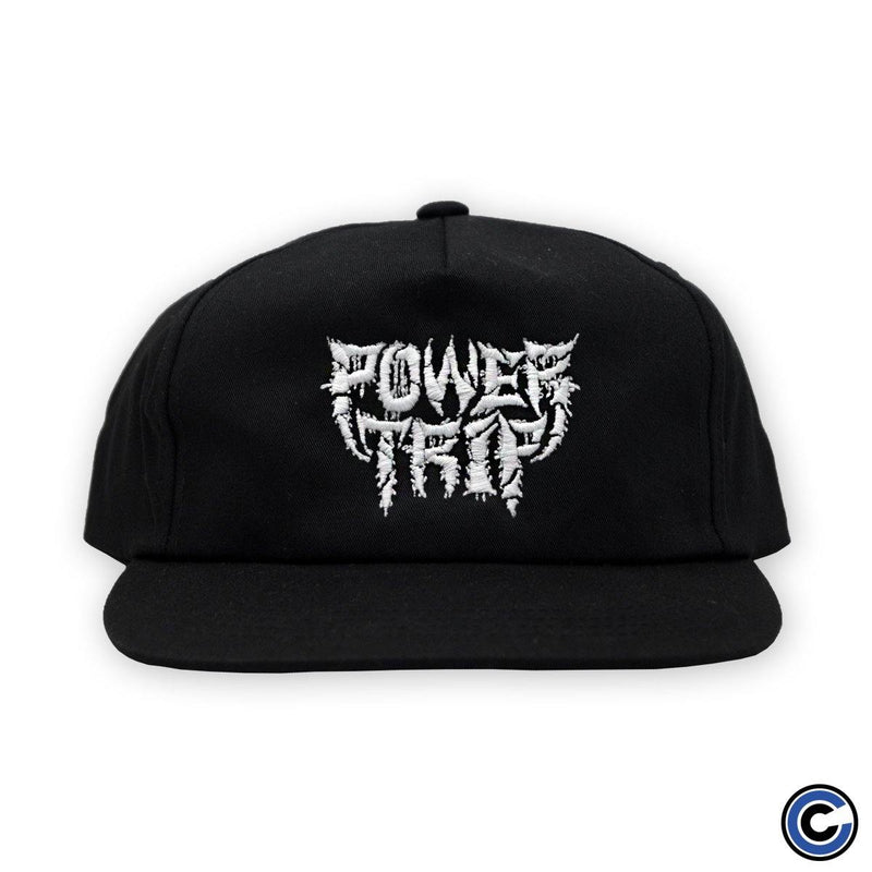 "Power Trip ""Distorted Logo"" Hat"