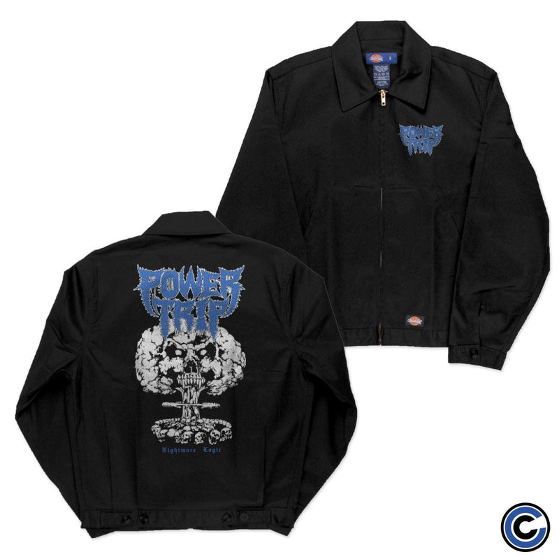 "Power Trip ""Explosion Face"" Jacket"