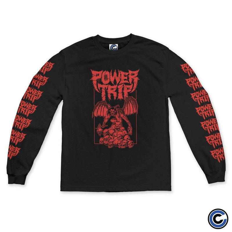 "Power Trip ""Gargoyle"" Long Sleeve"