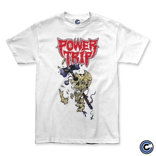 "Power Trip ""Hammer Skull"" Shirt"