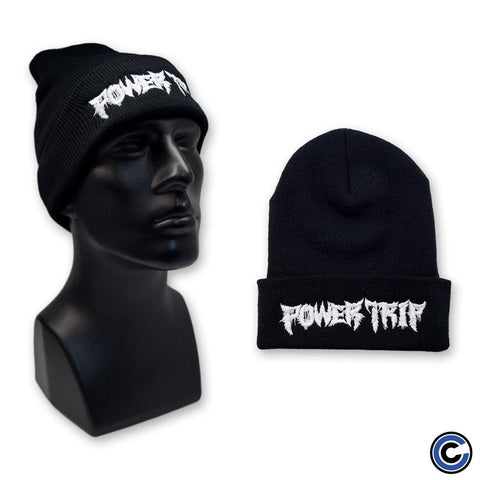 "Power Trip ""Horizontal Logo"" Beanie"