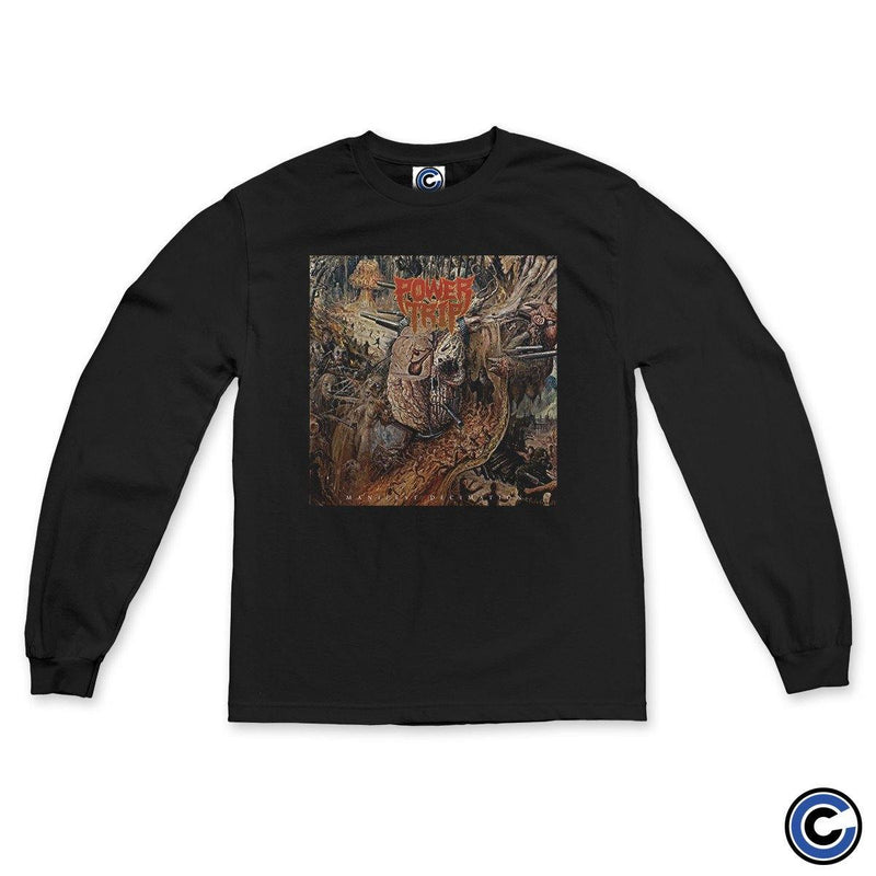 "Power Trip ""Manifest"" Long Sleeve"