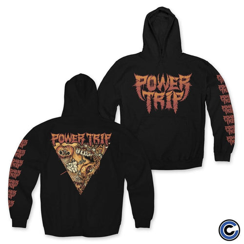"Power Trip ""Mouth"" Hoodie"