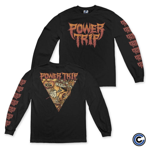 "Power Trip ""Mouth"" Long Sleeve"