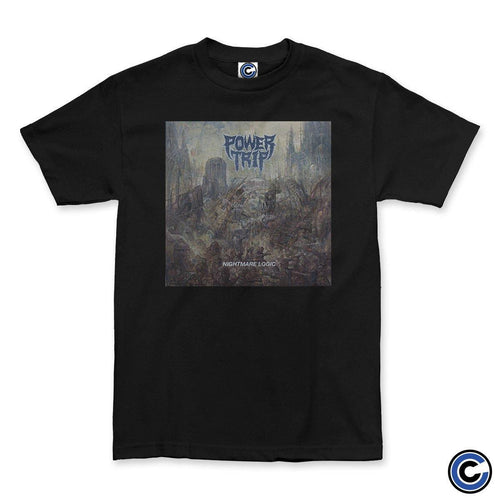 "Power Trip ""Nightmare Logic Album Art"" Shirt"