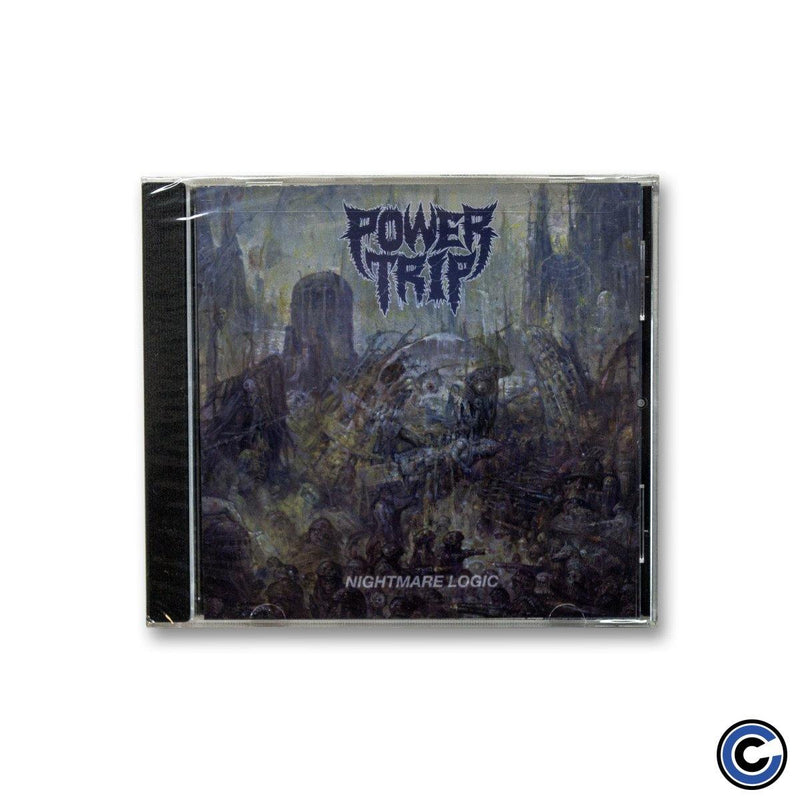 "Buy – Power Trip ""Nightmare Logic"" CD – Band & Music Merch – Cold Cuts Merch"