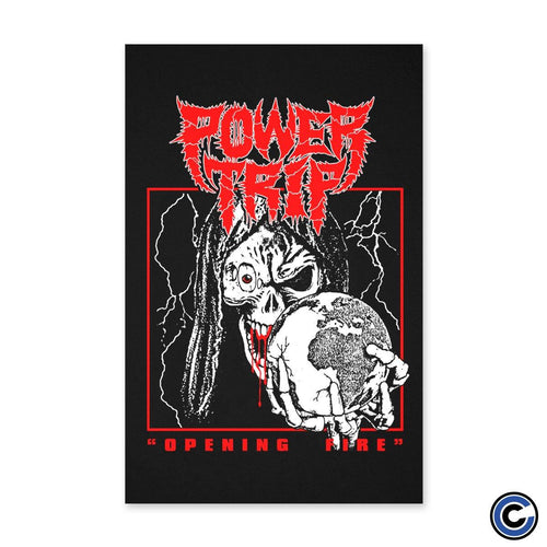 "Power Trip ""Evil Beat"" Poster"