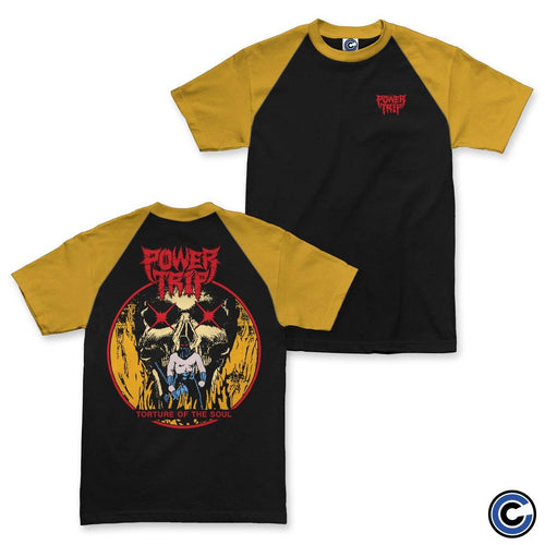 "Buy Now – Power Trip ""Torture The Soul"" Shirt – Cold Cuts Merch"