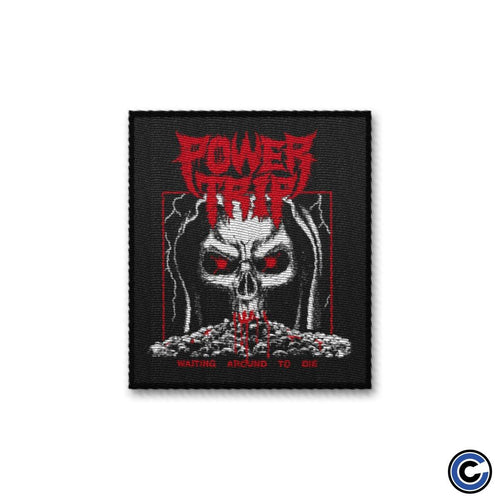 "Buy Now – Power Trip ""Waiting"" Patch – Cold Cuts Merch"