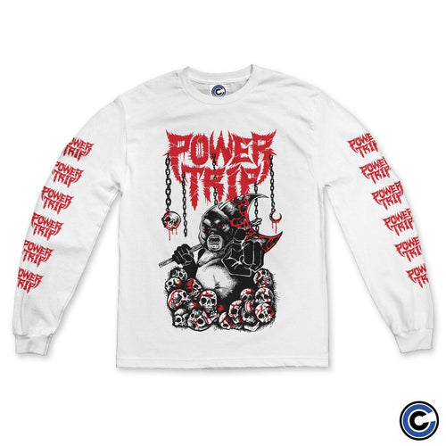 "Power Trip ""You"" Long Sleeve"
