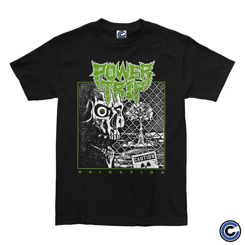 "Power Trip ""Ruination"" Shirt"