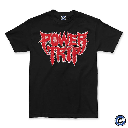 "Power Trip ""Front Spikey"" Shirt"
