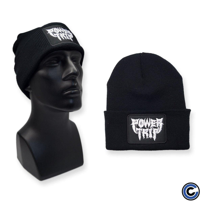 "Power Trip ""Patch"" Beanie"