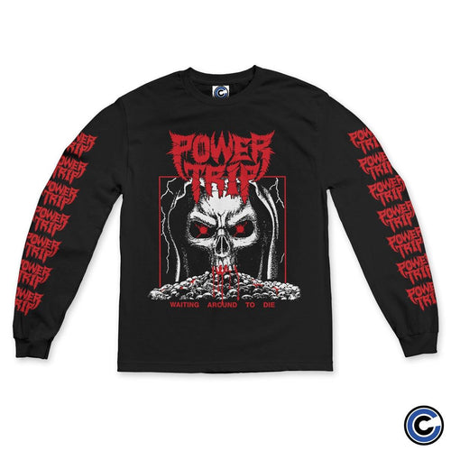 "Power Trip ""Waiting"" Long Sleeve"