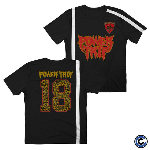 "Power Trip ""World Cup"" Soccer Jersey"