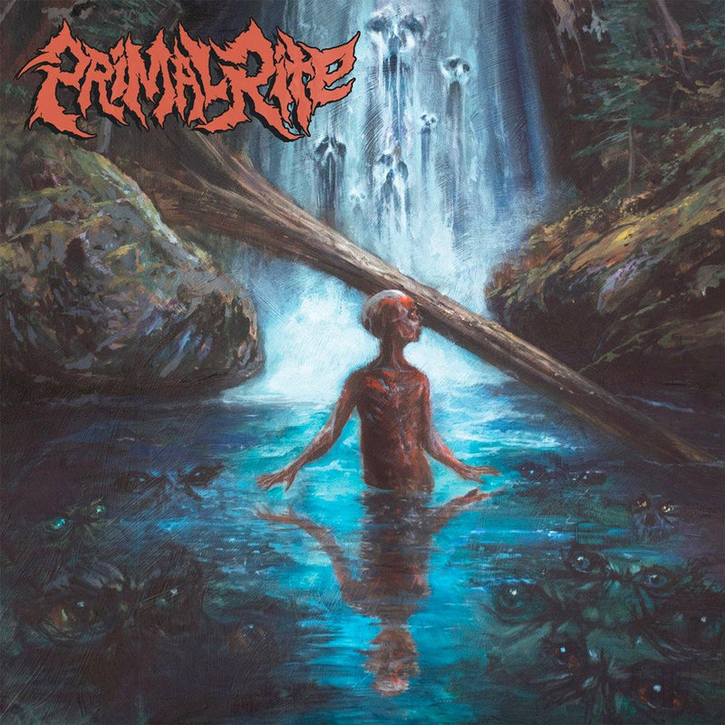 "Primal Rite ""Dirge Of Escapism"" LP"