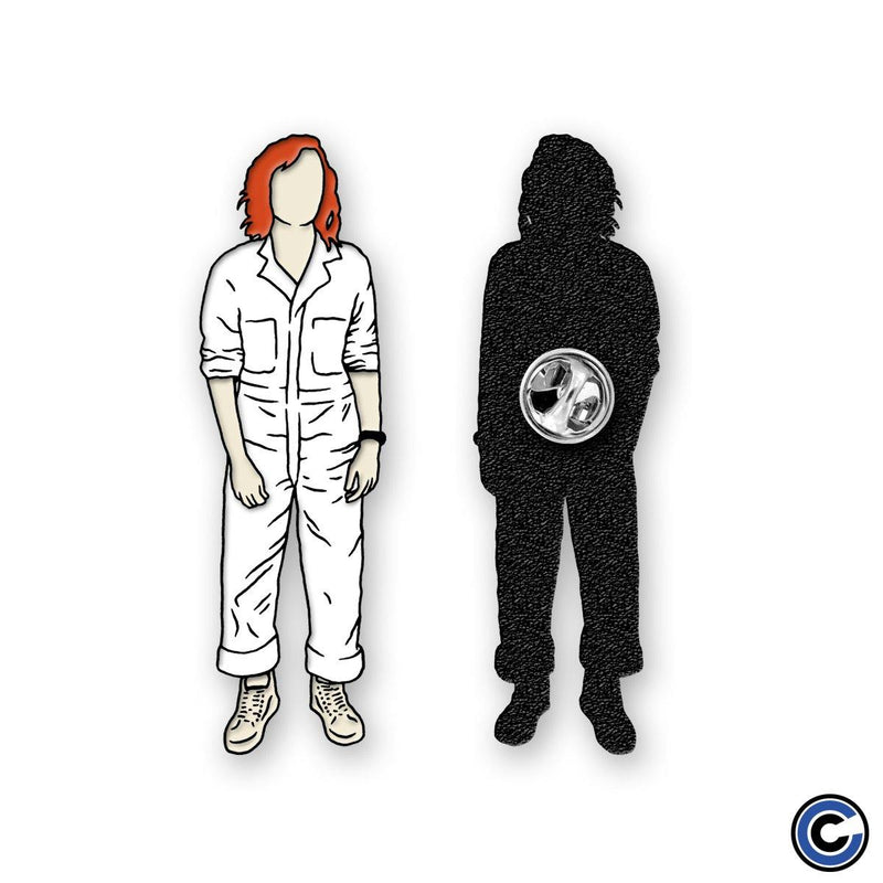 "pronoun ""Jumpsuit"" Pin"