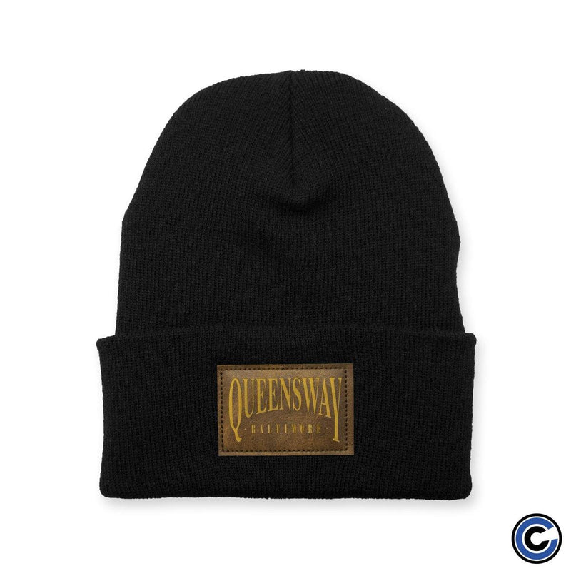 "Queensway ""Arch Logo"" Patch Beanie"