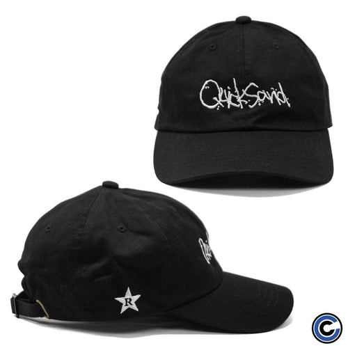 "Buy Now – Quicksand ""Logo"" Hat – Cold Cuts Merch"