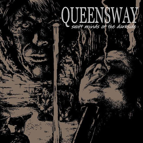 "Queensway ""Swift Minds of the Darkside"" LP"