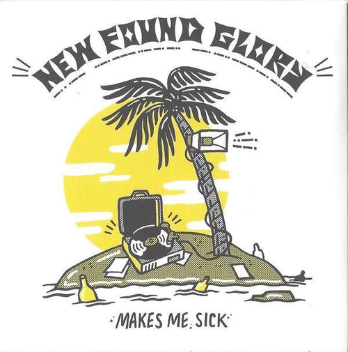 "New Found Glory ""Makes Me Sick"" 12"""