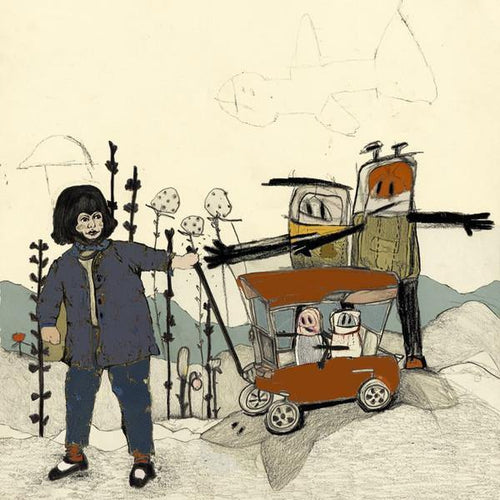 "Girlpool ""Powerplant"" 12"""