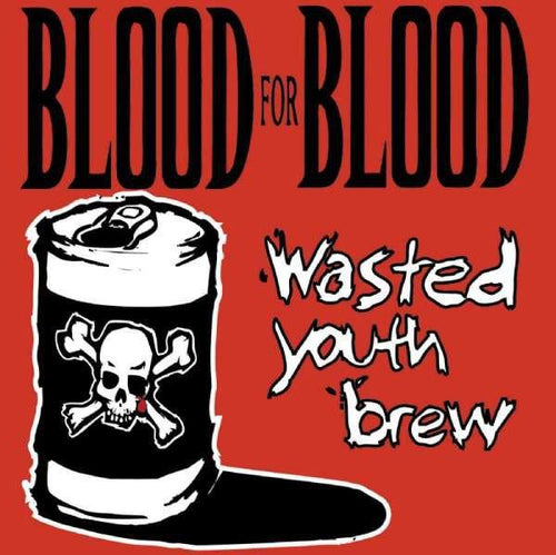 "Blood For Blood ""Wasted Youth Brew"" 2x12"""