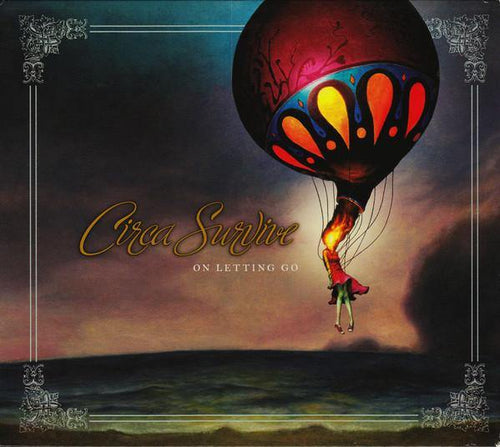 "Circa Survive ""On Letting Go"" CD"