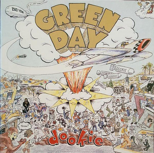 "Green Day ""Dookie"" 12"""