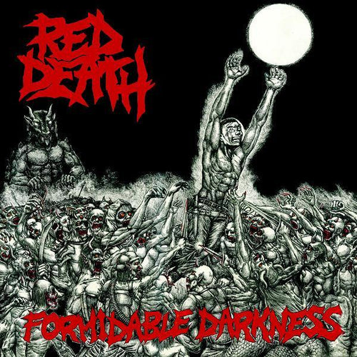 "Red Death ""Formidable Darkness"" 12"""