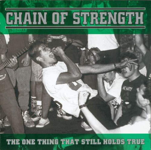 "Buy – Chain Of Strength ""The One Thing That Still Holds True"" 12"" – Band & Music Merch – Cold Cuts Merch"
